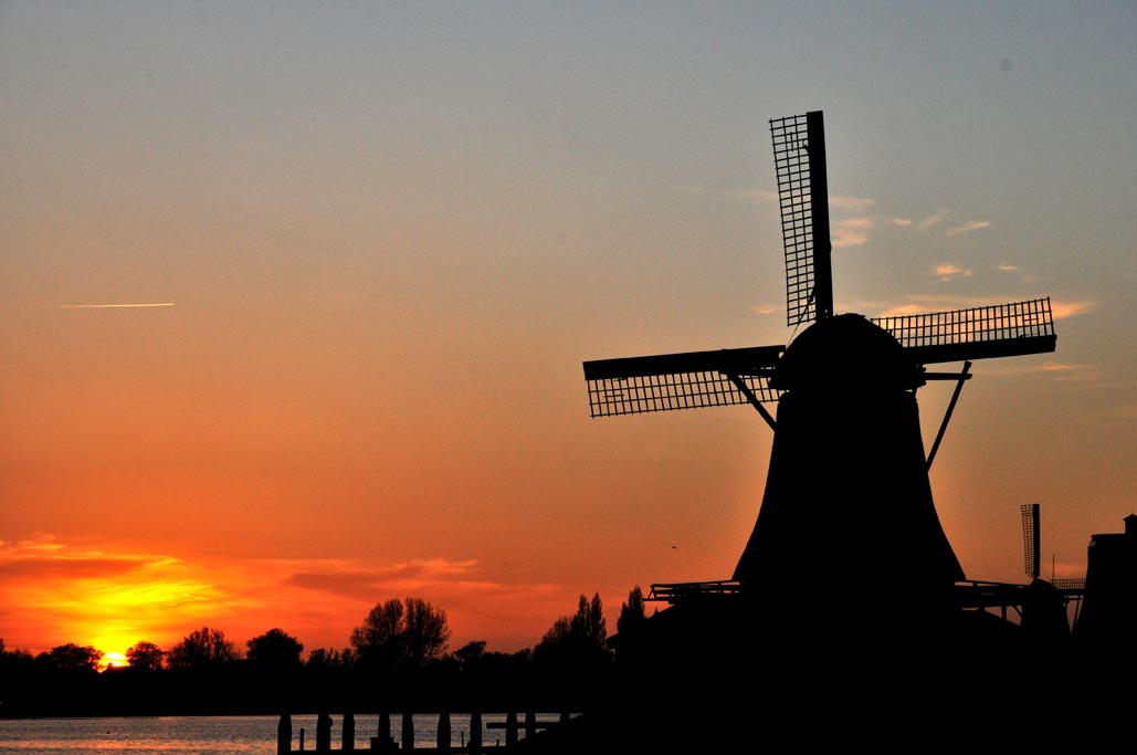 Holland Zaanse Schans