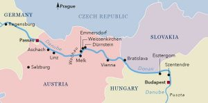 Luftner River Cruise 8-day Danube